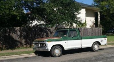1974 Ford F100 Long Bed