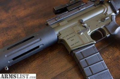 For Sale: Wilson Combat Urban Tactical Custom AR-15