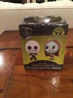 Brand new The Nightmare Before Christmas mystery minis blind box collectible figure - NIB