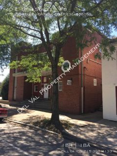Newly Renovated 1-Bedroom Apartment for Rent - 40 E. High Street, #8 - Section 8 OK