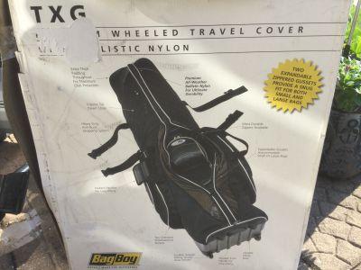 Golf plane bag