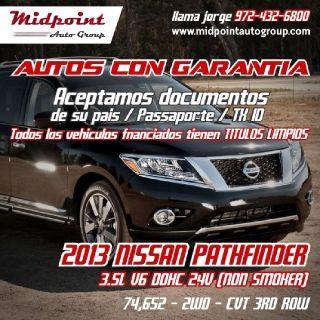 AUTOS CON GARANTIA!!
