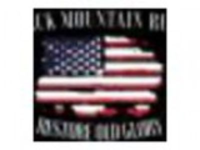 Black Mountain Ruck - Restore Old Glory