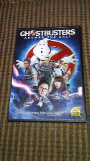 Ghostbusters Answer The Call Dvd No Holds