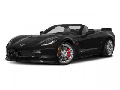 2019 Chevrolet Corvette Grand Sport 3LT (Black)