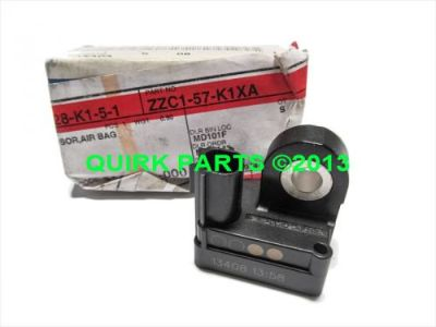 Sell 2008 Mazda Tribute Original FT Air Bag Impact Collision Crash Sensor OEM NEW motorcycle in Braintree, Massachusetts, United States, for US $72.95