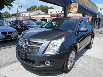 2012 Cadillac SRX Performance Collection (Gray Flannel Metallic)