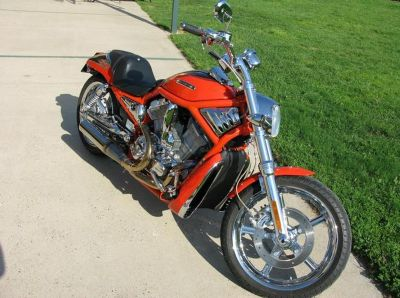 2005 Harley-Davidson CVO Screamin' Eagle VRSCSE V-ROD