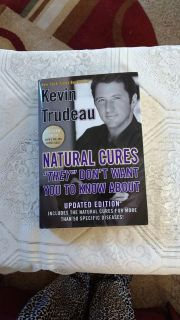 """Natural Cures - """"They"""" Don't Want You To Know About"""