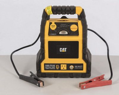 Cat CP1000cp Jumper Box