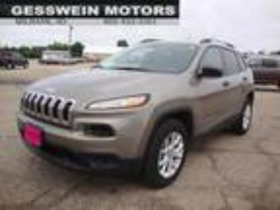 used 2017 Jeep Cherokee for sale.