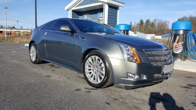 2011 Cadillac CTS Coupe AWD