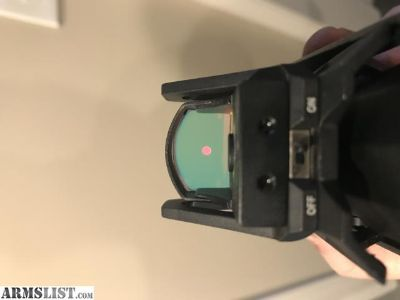 For Sale: Vism illuminated scope