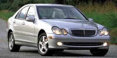 2001 Mercedes-Benz C-Class C240 ()