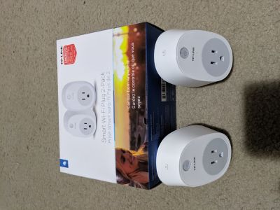 For Sale: TP-Link Smart WiFi Plugs (4 Total)