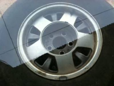 Chevy Factory Rims  Tires