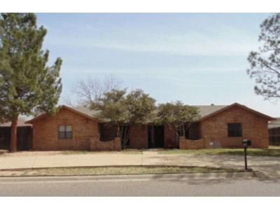 3 Bed 2 Bath Foreclosure Property in Midland, TX 79705 - Culpeper Dr
