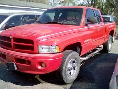 1999 Dodge RSX Laramie SLT (Red)
