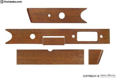 Wood Dash Trim Set, 911/912 (65-68)