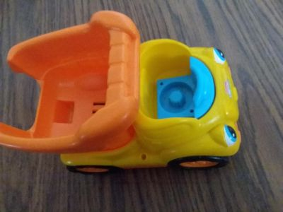 Fisher Price Dump Truck Plays Songs