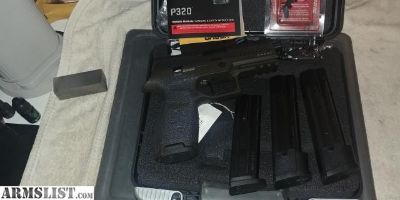For Sale: Sig 320 carry