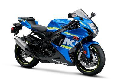 2018 Suzuki GSX-R600 SuperSport Motorcycles Middletown, NJ