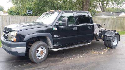 2006 Chevrolet Silverado 3500 duramax