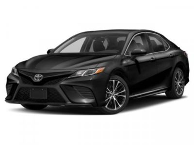 2019 Toyota Camry SE (MIDNIGHT BLACK METALLIC)