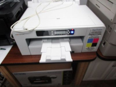 Sawgrass SG800 Sublimation/Garment Printer RTR# 8103645-02