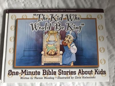 The kid who would be King religious read