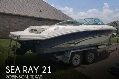 2003 Sea Ray 21