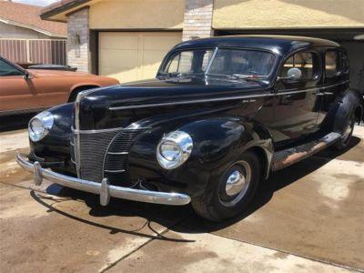 1940 Ford V/8 Flathead