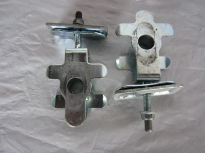 Sell 06 suzuki GSX 600F katana chain adjusters motorcycle in Indianapolis, Indiana, US, for US $27.89