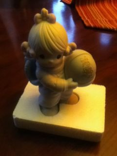 Precious Moments Figurine The Club That's Out Of This World