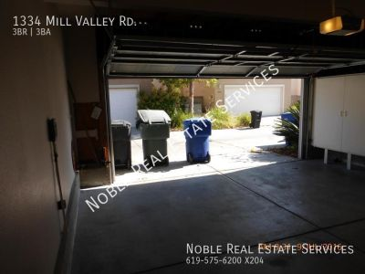 Single-family home Rental - 1334 Mill Valley Rd.