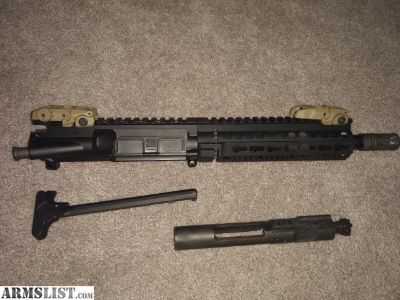 For Sale: AR15 Complete Upper 8.5""