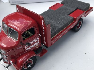COE Budweiser Delivery Truck