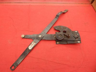 Sell NOS 69 70 FULL SIZE LH REAR DOOR WINDOW REGULATOR #C9AZ-5427001-A motorcycle in Dewitt, Michigan, United States