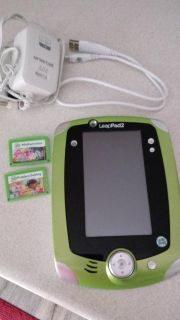 LeapPad2 with 2 games