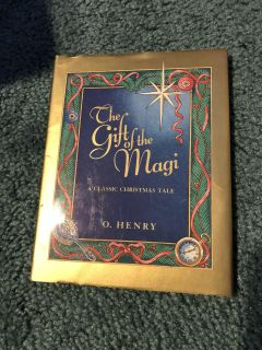 The gift of the magi a classic Christmas tale