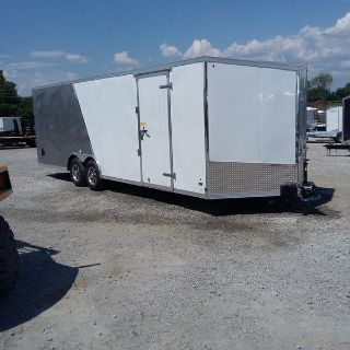 "2019 U.S. Cargo 8.5 x 24 Enclosed Cargo Trailer *6'6"" I"
