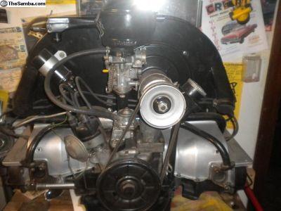 1965 40 HP engine