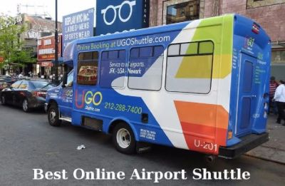 Online Booking Airport Shuttle Bus Service JFK