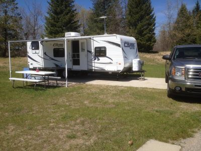 2013 Forest River Salem Cruise Lite 26IBH