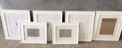 Pottery Barn Kids Gallery Frames