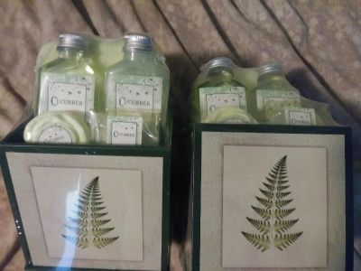 New Gift Sets