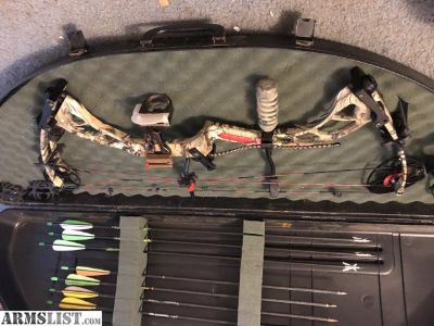 For Sale: Compound bow