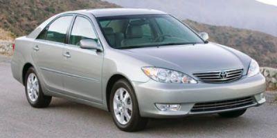 2005 Toyota Camry SE (Lunar Mist Metallic)