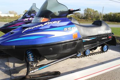 2000 Polaris Indy Super Sport Trail Sport Snowmobiles Oak Creek, WI