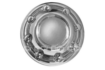 Buy CCI IWCC2042 - 94-01 Dodge Ram Chrome ABS Plastic Center Hub Cap (4 Pcs Set) motorcycle in Tampa, Florida, US, for US $72.72
